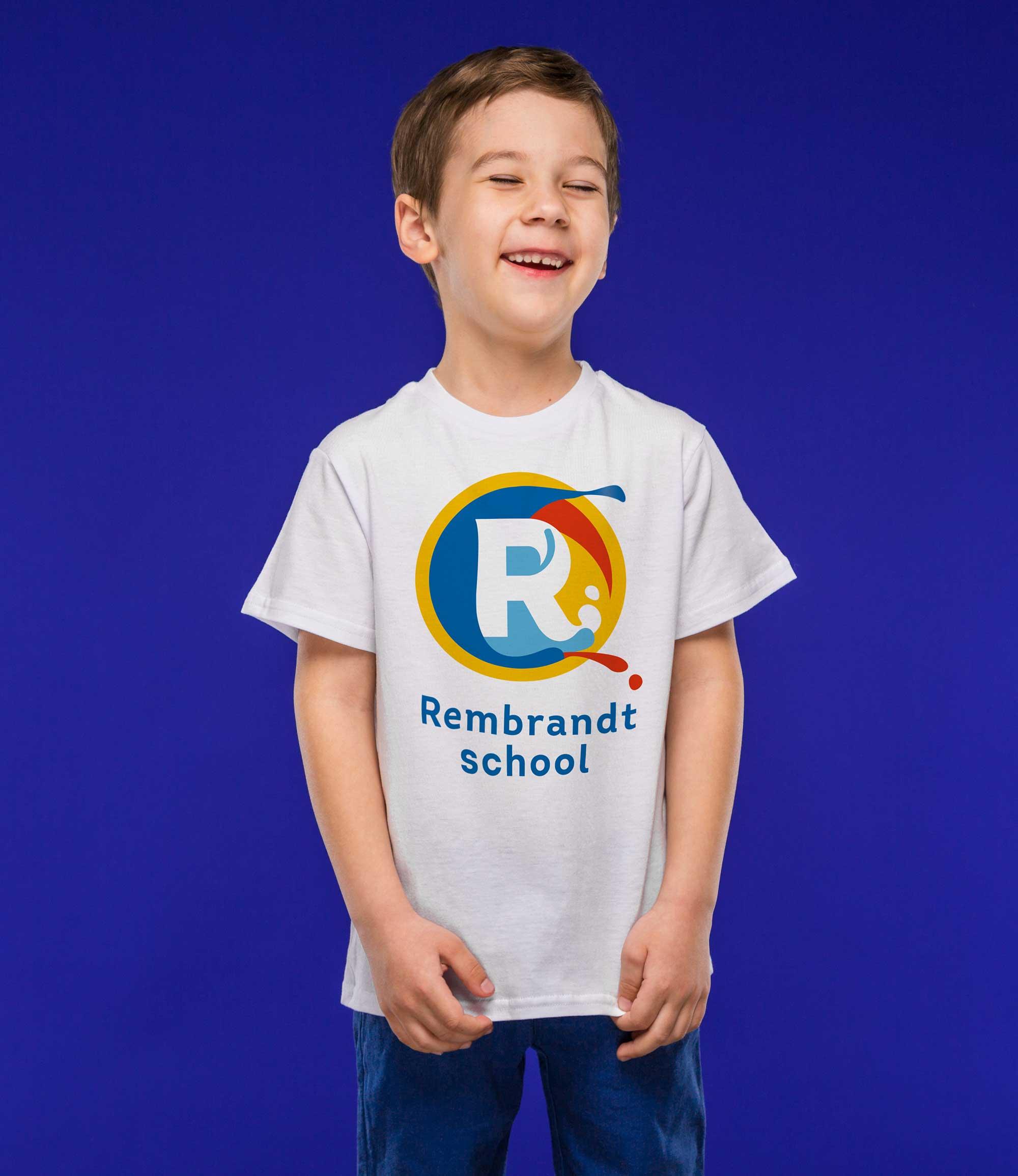 Impulsar-scuolaRembrandt maglietta
