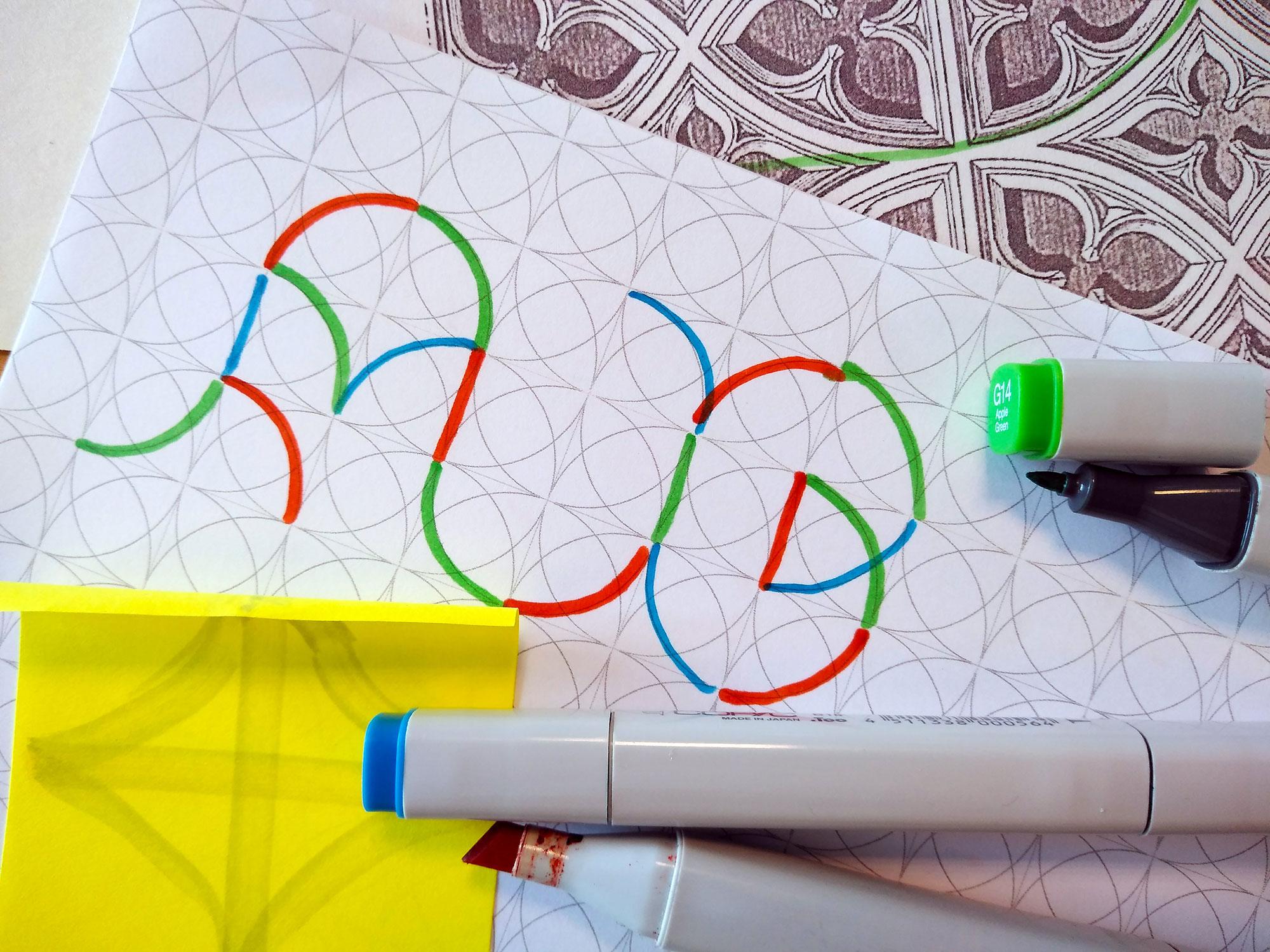 Impulsar Diocesi di Den Bosch Typedesign